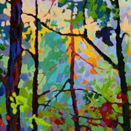 7- Evening LIght With Raven I