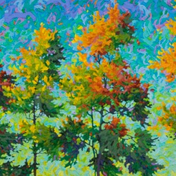Autumn Conversation LO