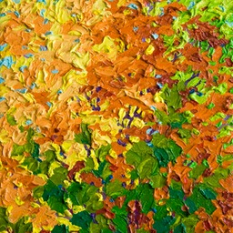 Autumn Copper - 9 x 12