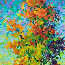 Autumn Laughter I LO