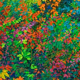 "Balaams Wood - Greenwood Glory - 72"" x 24"""