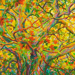 "Balaams Wood Heart of Oak - 32"" x 56"""