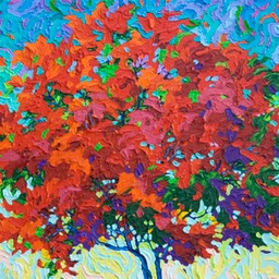 "Conversation Series - Bold and Beautiful - 16"" x 24"""