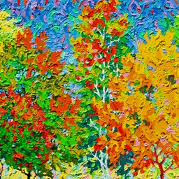 Courtney's Woodland LO