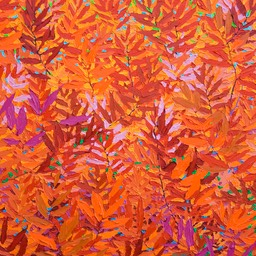 "Dancing Light - 26"" x 26"""