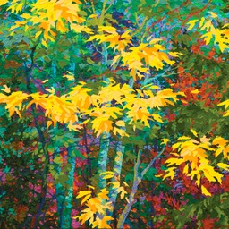 "Evening Jewels I  - 30"" x 32"""