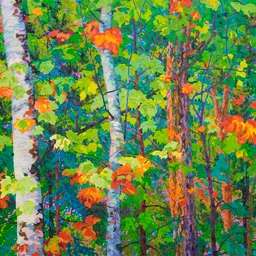 Floating Maples - 4ft x 4ft