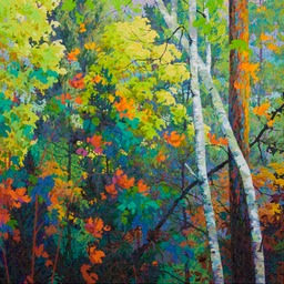 Forest Creation - 4ft x 4ft