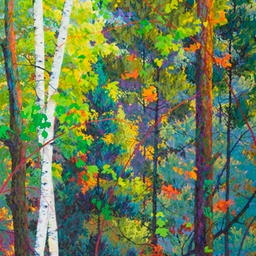 Forest Wilderness  - 6 ft x 4 ft