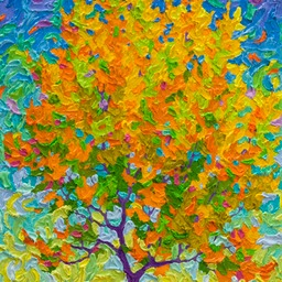 "Gaze - Conversations - On the Way to the Studio III -14"" x 11"""