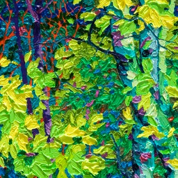 "Gaze - Night Light  - 14"" x 11"""