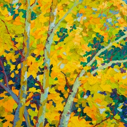 "Gaze - The Departed Day  - 14"" x 11"""