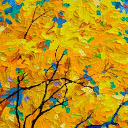 "Gem - Days of Indian Yello II  - 12"" x 9"""