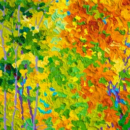 "Gem - Gentle Autumn - 12"" x 9"""