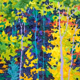 "Gem - Mountain Shadow II - 12"" x 9"""