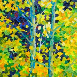 "Gem - Mountain Shadow III  - 12"" x 9"""
