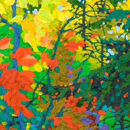 Gem - Santa Fe Autum Light II LO