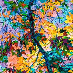 "Gem - Southwest Skies III - 12"" x 9"""