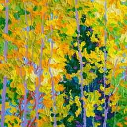 "Gem - The Verdant Banks - 12"" x 9"""