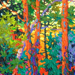 "Gem - Twilight Glow I - 12"" x 9"""