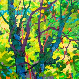 "Gem Aspen Shadows IV - 9"" x 12"""