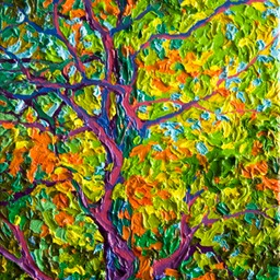 "Gem Balaams Wood Ancient Ash I - 9"" x 12"""