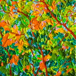 "Gem Balaams Wood Beginning of Autumn - 9"" x 12"""