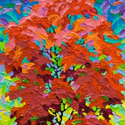 "Gem - Conversations  Studio Row II - 12"" x 9"""