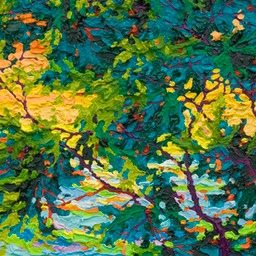 "Gem Pebble Beach I Monterey Cypress - 9"" x 12"""