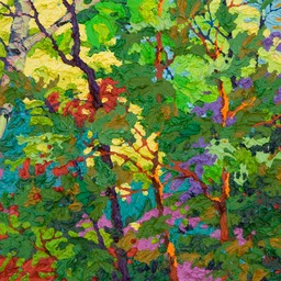 Glimpse - Evening Song Lone Aspen III LO