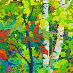Glimpse - Evening Song Lone Aspen IV HI