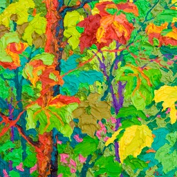 Glimpse Floating Maple IV LO