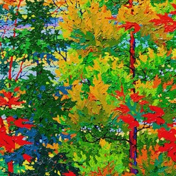 Kolbe Forest VII - Kate LO