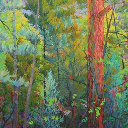 Lake Pines II - 5ft x 5ft