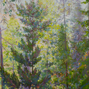 Morning 5 ft x 5 ft