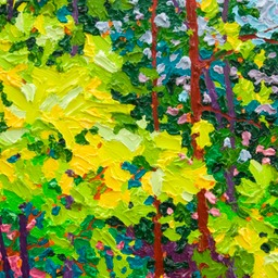 New Growth Lo Web
