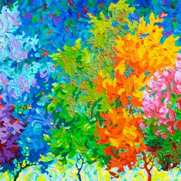 "Opera Series - Cosi Fan Tutte Act II - 20"" x 50"""