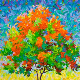 "Opera Series - Cosi Fan Tutte - Despina- 20"" x 20"""