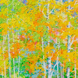 "Pando II - One Last Supper - 24"" x 72"""
